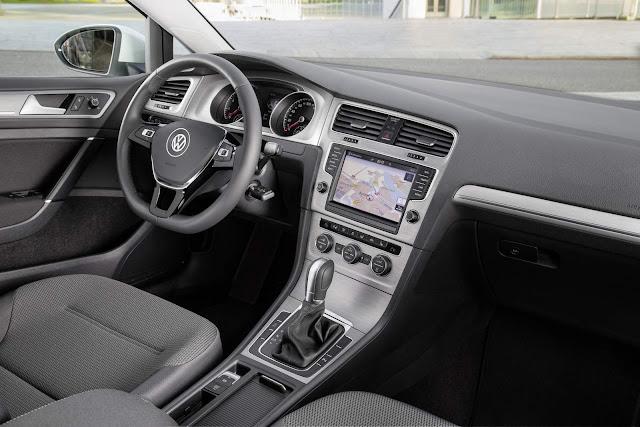 VW Golf 2017 1.0 TSI