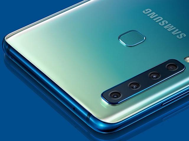 Samsung Galaxy A50 Selfie Images