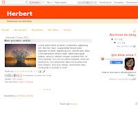 Herbert Theme
