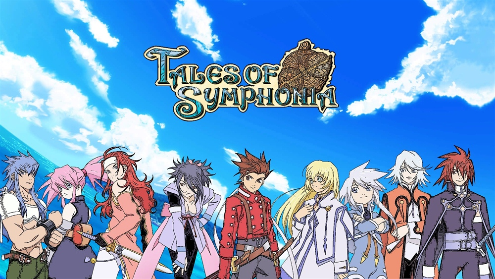 Tales of Symphonia Download Poster