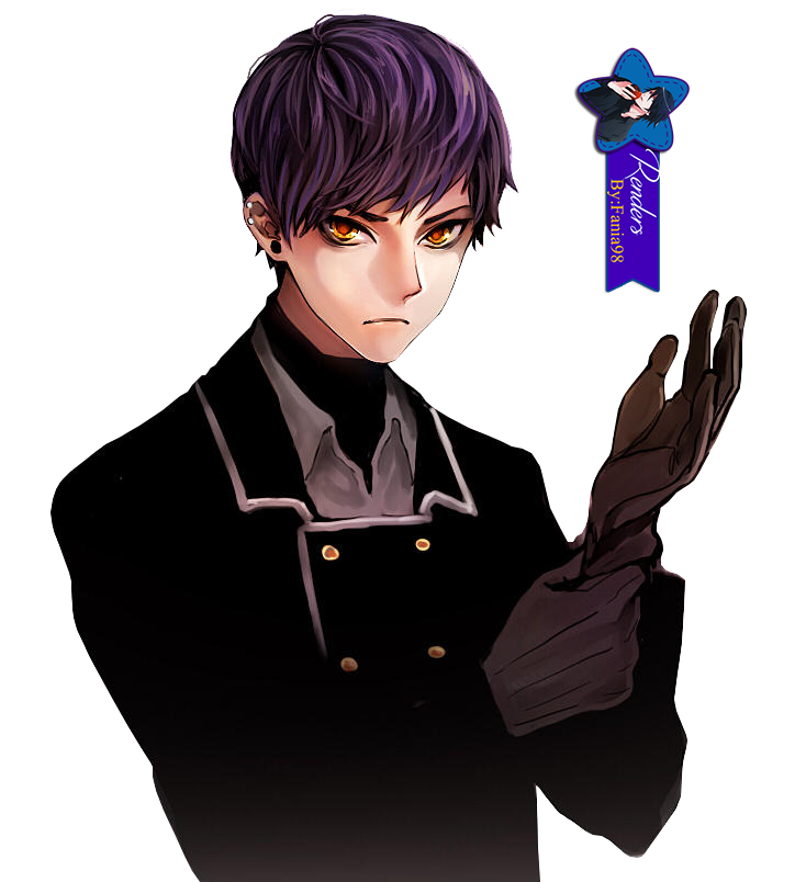 Mysterious Boy- Render