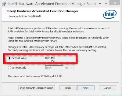 Mengatasi Masalah HAX is not Working (Not Running) Di Android Studio