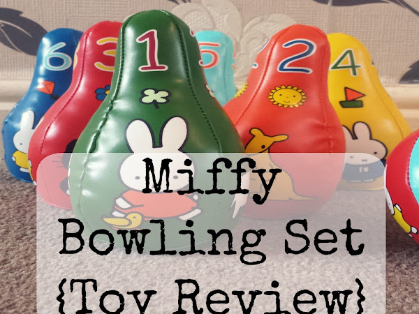 Miffy Bowling Set {Toy Review}