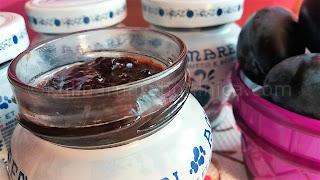Рецепта за мармалад от сини сливи