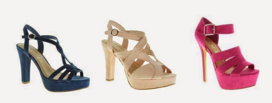 Sandalias de tiras MARYPAZ SS2015. Y si prefieres un zapato ... 58b30b28b414