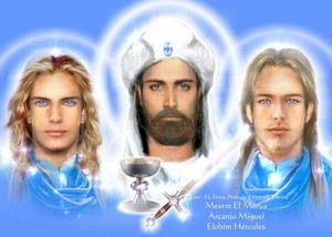 Resultado de imagem para Fé Força Poder Proteção Vontade Divina Azul
