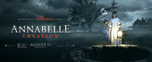 Annabelle Creation Poster HD