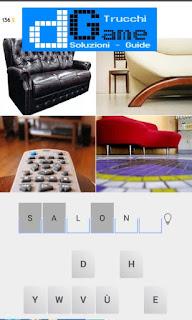 Soluzioni 4 Foto 1 Parola livello 104