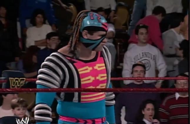 Masked stranger tag team 9