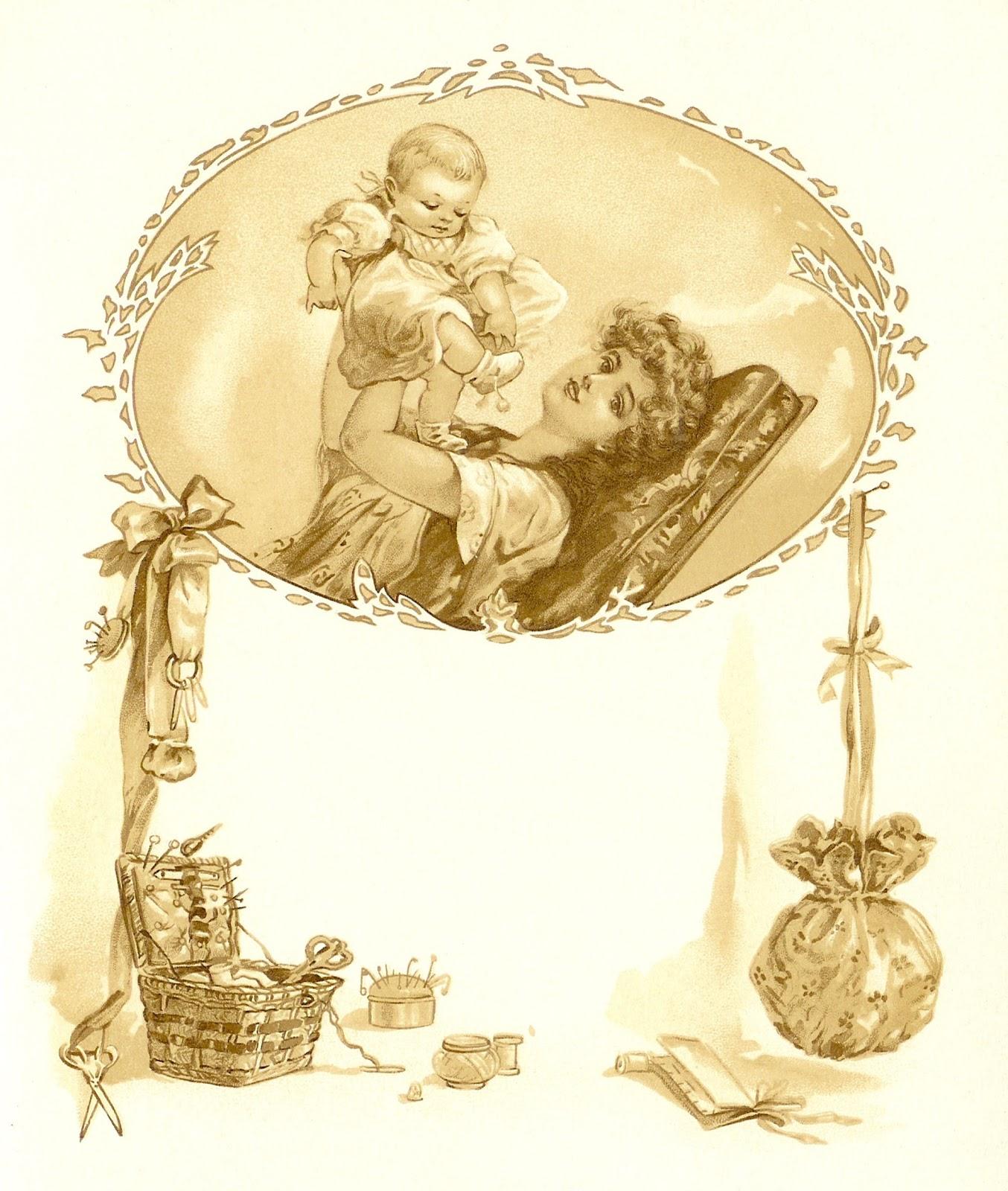 free baby scrapbook clipart - photo #11