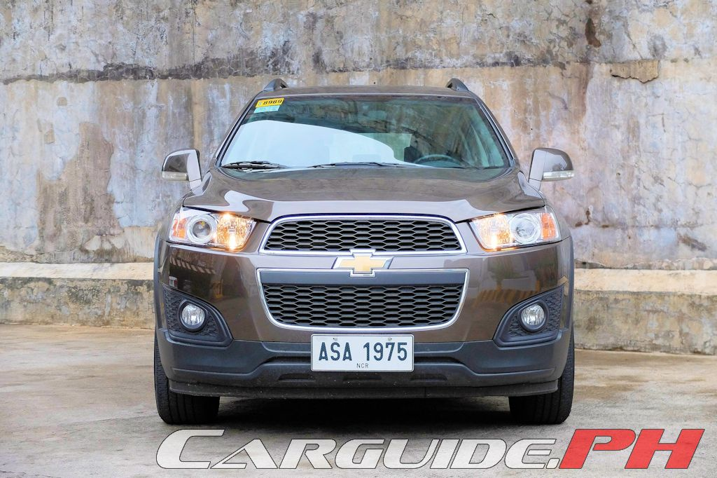 Review 2015 Chevrolet Captiva Ls Diesel Philippine Car News Car