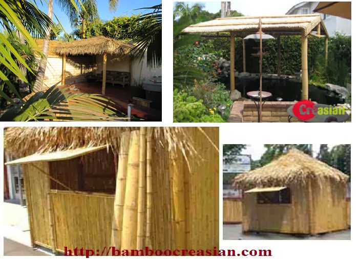 A Crafted Thatching Roofs Woven By Dry Palm Leaf Straw Water Reed For Building Material Is The Choice Of Tropical And Rustic Look Cool
