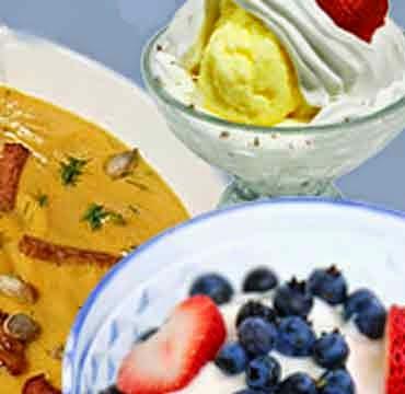comida blanda, comida extraccion, dieta blanda menu