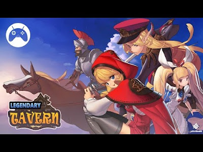 Legendary Tavern MOD v1.1.2 Apk Terbaru