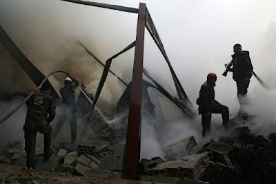 Plus de 30 civils tués dans un raid en Syrie dans - ECLAIRAGE - REFLEXION a2