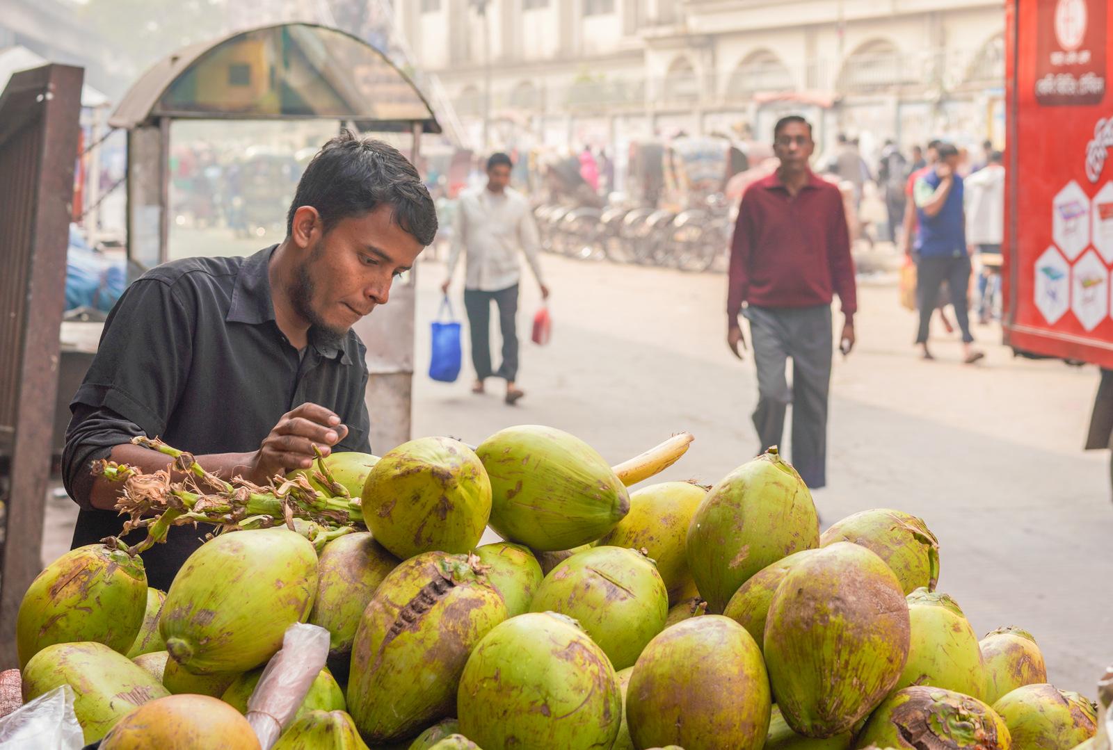 Going Coconuts, Bangladesh