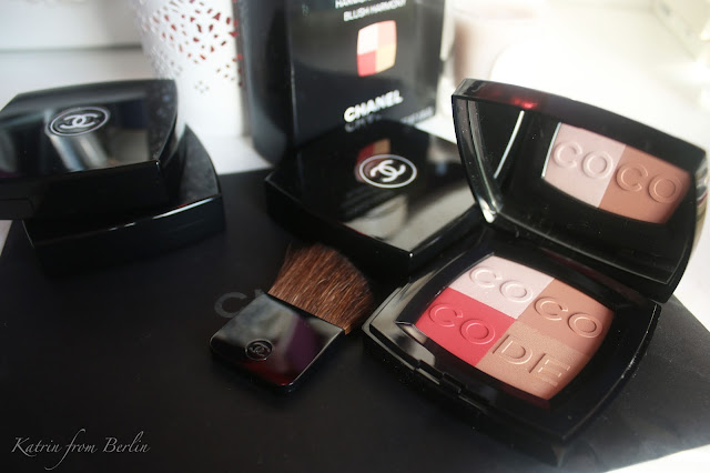 Chanel Blush Harmony Coco Code spring 2017