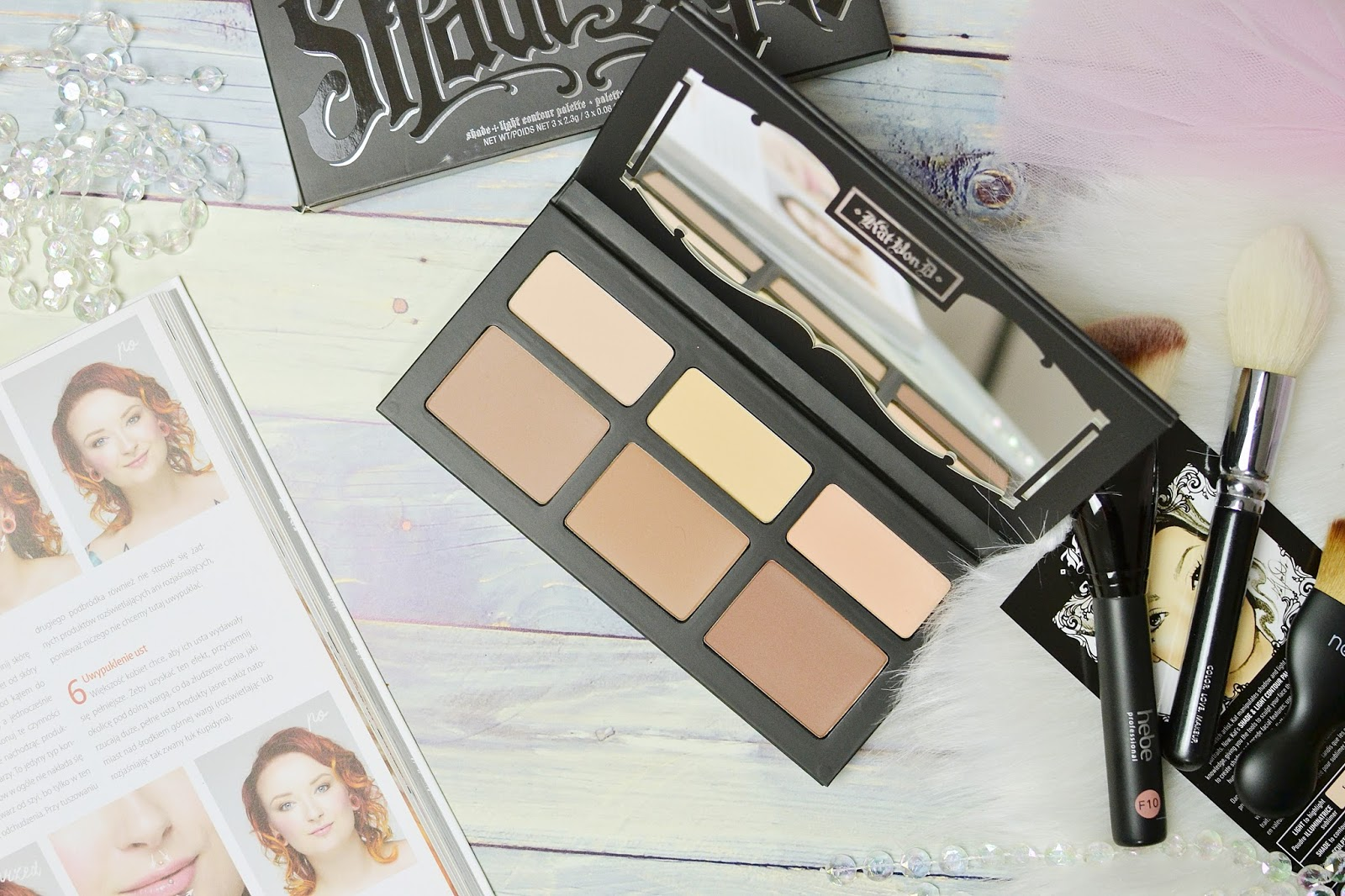KAT VON D SHADE + LIGHT CONTOUR