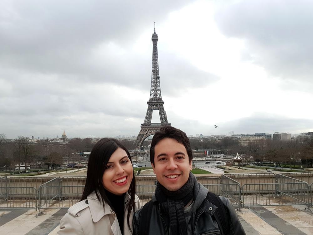 dicas visita Torre Eiffel