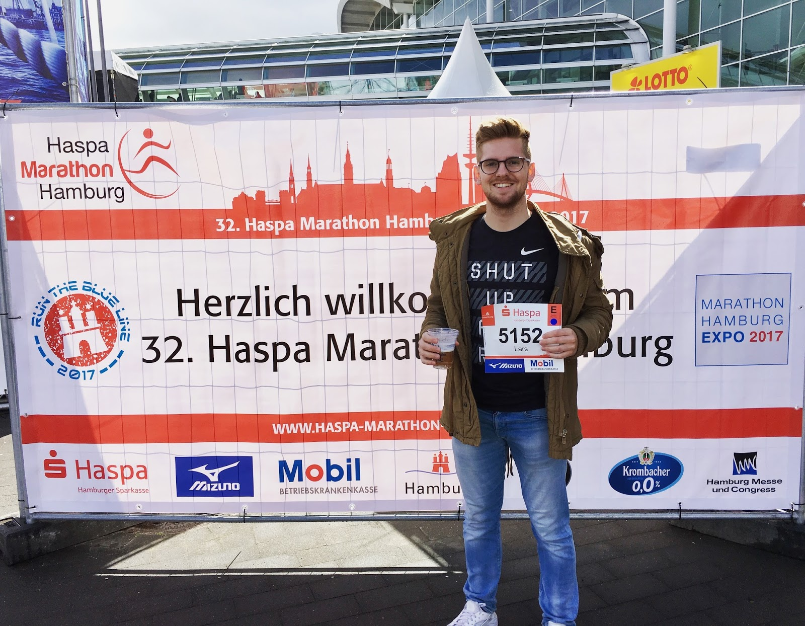 Haspa marathon Hamburg Start
