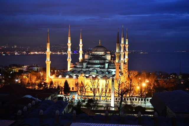 ISTANBUL: TOP 10 PLACES TO VISIT  2019