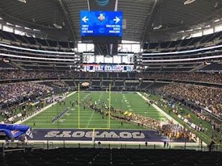 Voyage au Texas en décembre