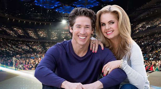 February 11, 2018 Joel and Victoria Osteen's