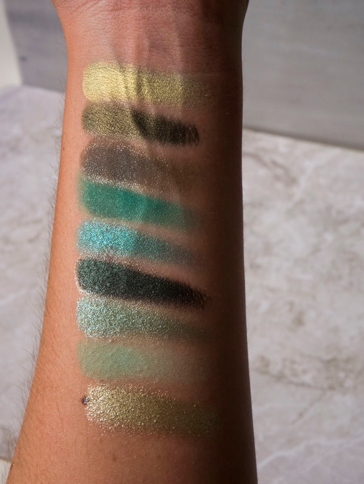Huda beauty - Obsessions Emerald