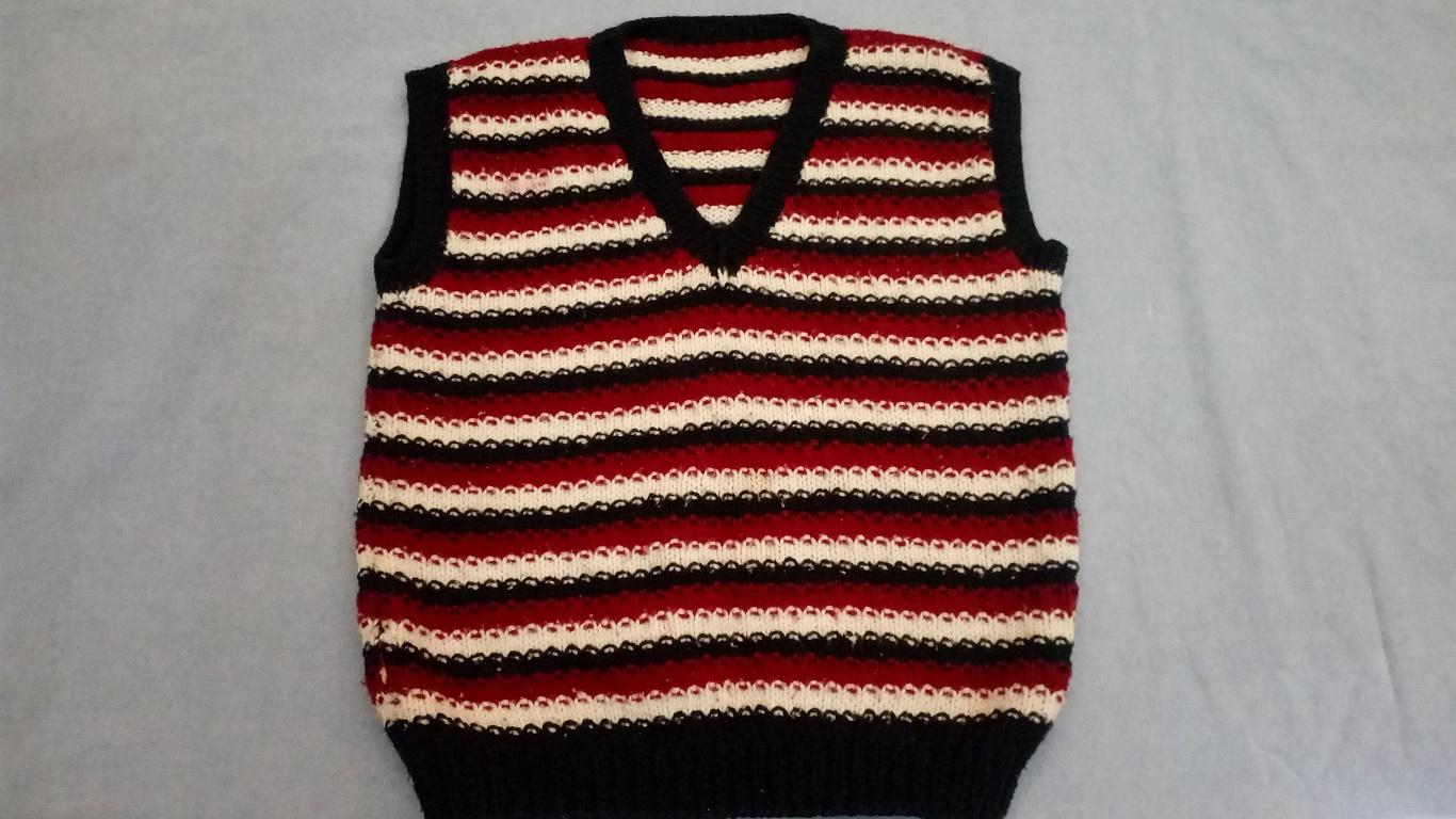 Sweater for 4-5 Years Kid   Knitting Measurement   KTK - Knitting ...