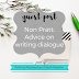 Writing Wednesdays Guest Post: Non Pratt - Advice on writing dialogue
