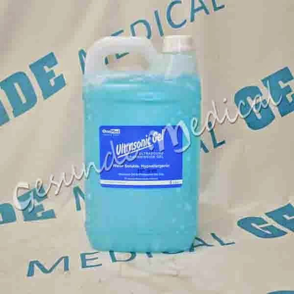 distributor cairan gel ultrasound gel onemed