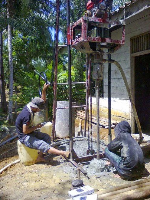 Jasa Pengeboran Sumur di Tebet Timur Jakarta Selatan