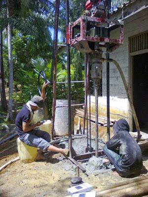 Jasa Pengeboran Sumur Air di Tangerang
