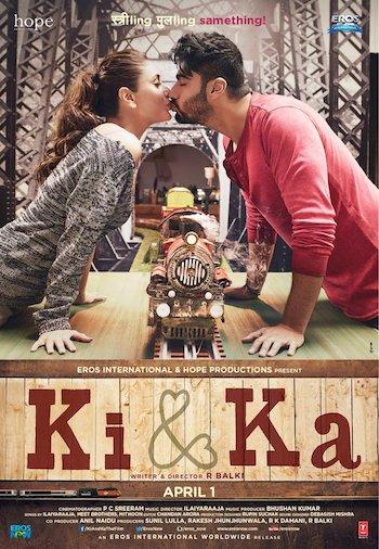 Ki And Ka 2016 Hindi Bluray Download