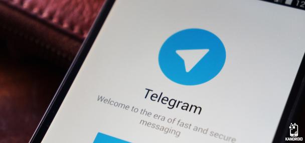 Recurso chamadas ja esta disponível no Telegram