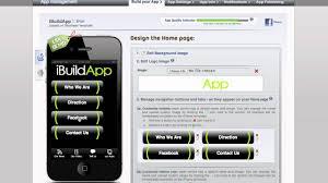 ibuild membuat aplikasi android tanpa coding dan pemrograman