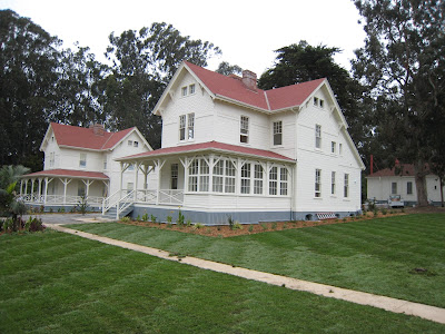 Presidio Queen Annes