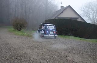 accueil confort rallye voiture