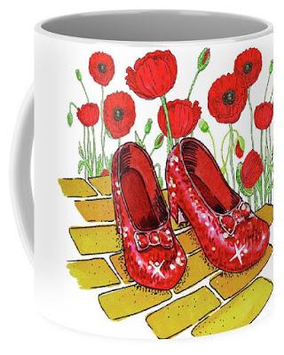 Bestselling art by the artist Irina Sztukowski for merchandise