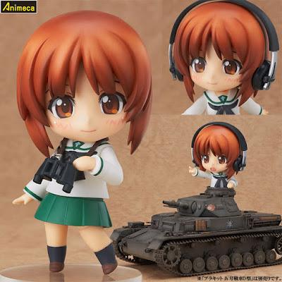 Catálogo de figuras Girls und Panzer