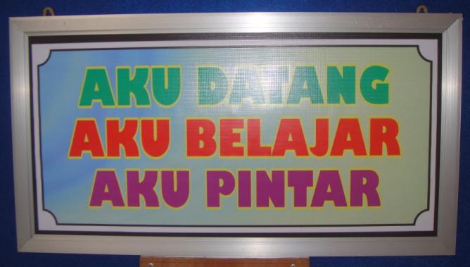 Contoh Slogan Sekolah Contoh Slogan Dan Tempelan Di Sekolah Pembentuk Pendikar Contoh Slogan Cv Inhira Multi Prospek