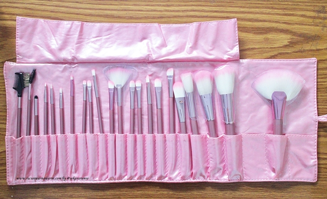 Membeli Pink Brush Set Online