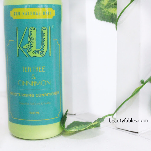 review of kui care conditioner