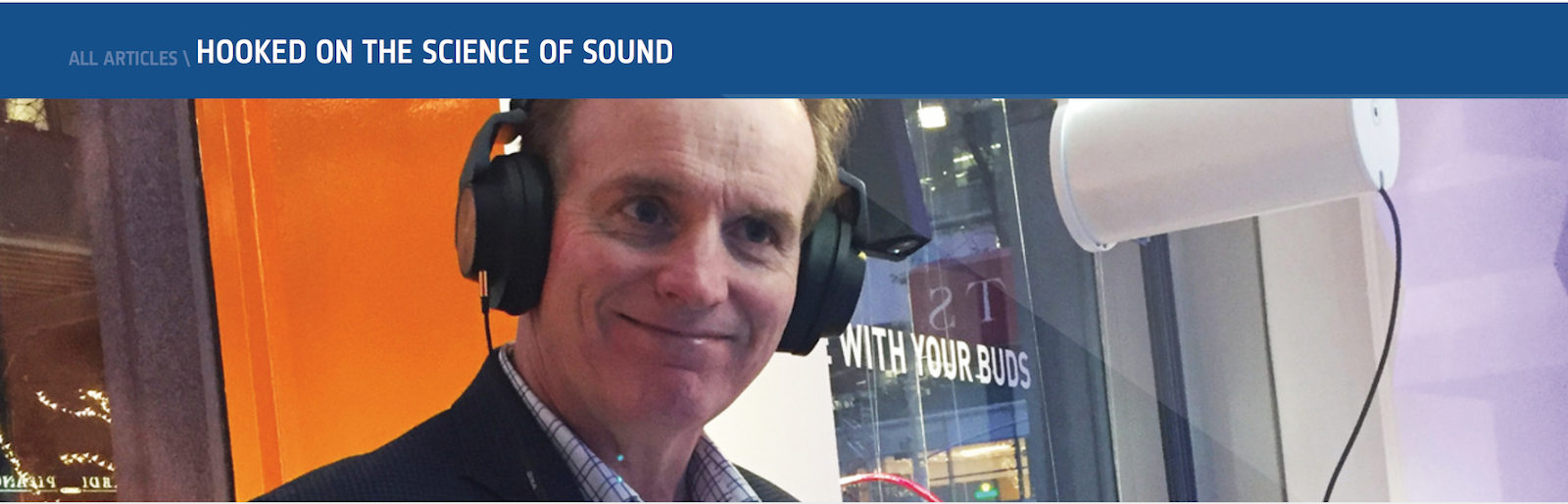 Audio Musings By Sean Olive Abx Double Blind Tester Hooked On The Science Of Sound