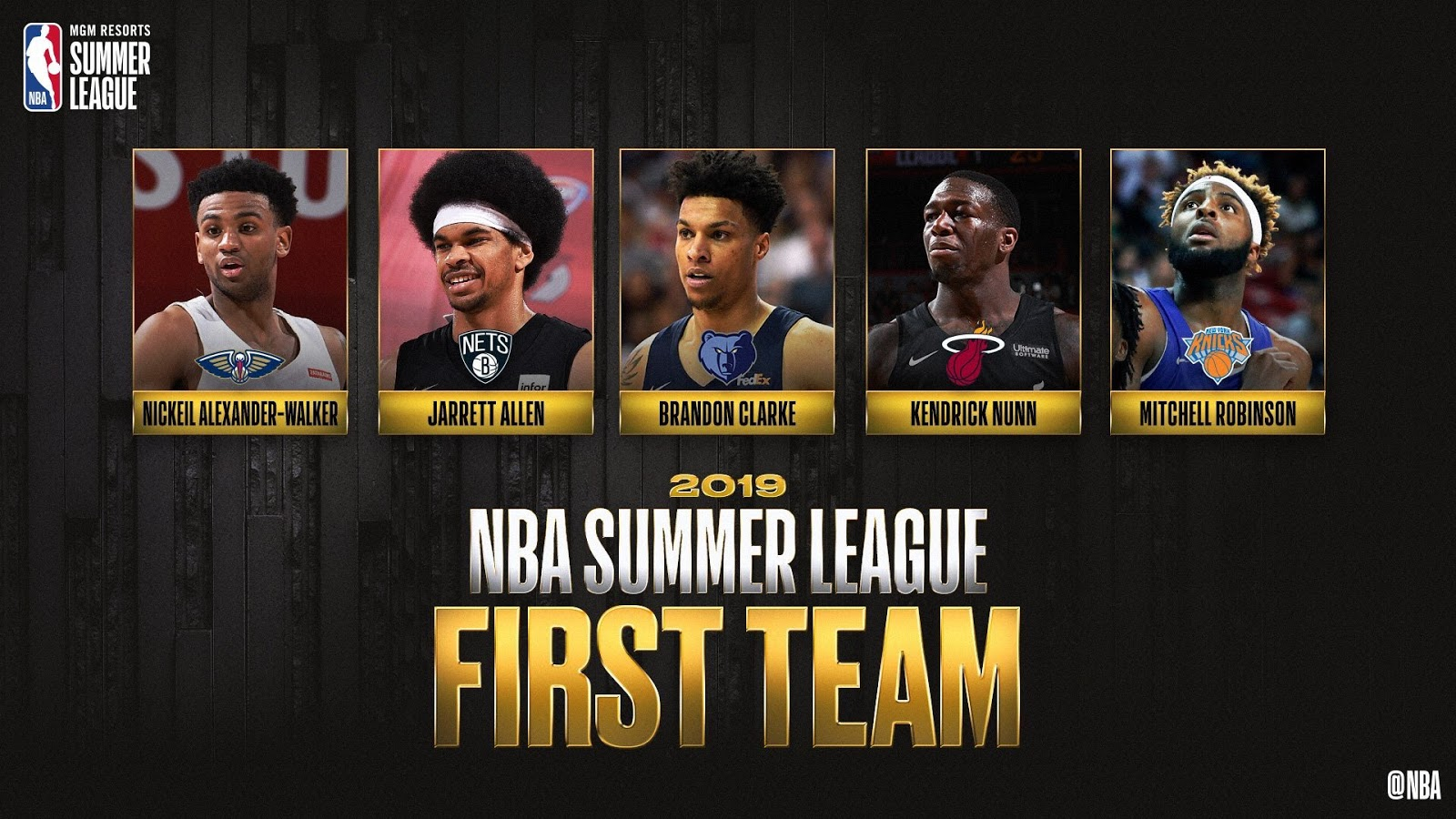 No Celtics Named To Nba Summer League First Or Second Teams