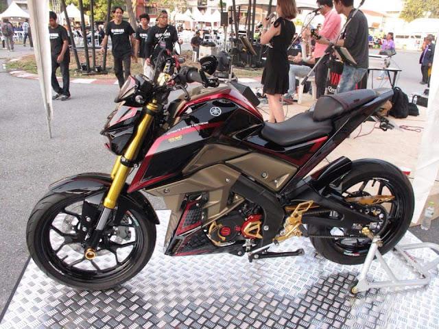 Kelebihan dan Kekurangan Motor Sport Yamaha Xabre 150