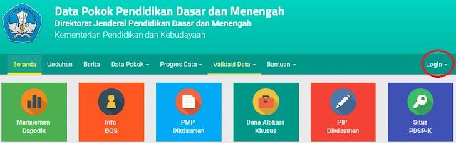 Hasil Singkron Belum Lengkap di Aplikasi DAPODIKDASMEN ??? Berikut Ini Cara Memastikan Data Di Aplikasi DAPODIKDASMEN Terkirim Dengan Baik Ke Server DAPODIKDASMEN Update Terbaru