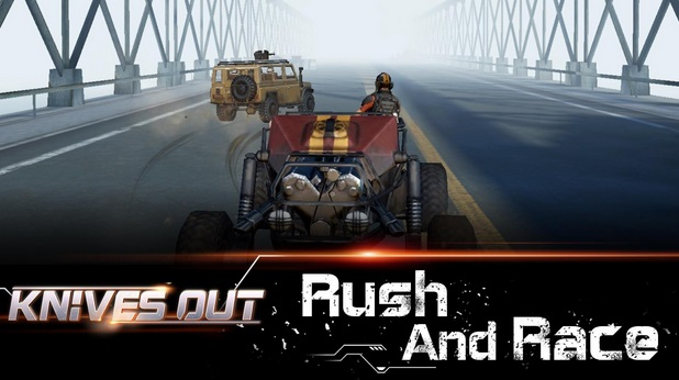Knives Out for android rush any race