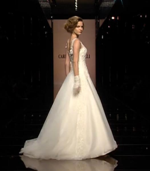 collezione sposa Carlo Pignatelli 2014, matrimoni romantici