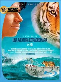 La vida de Pi 2012 HD [1080p] Latino [Mega] dizonHD